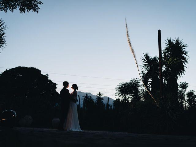 Il matrimonio di Giusy e Giuseppe a Acireale, Catania 54