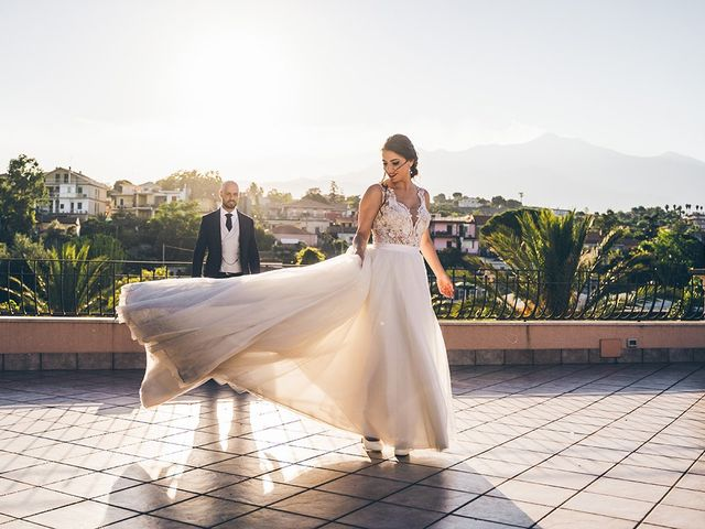 Il matrimonio di Alessandra e Luca a Acireale, Catania 1