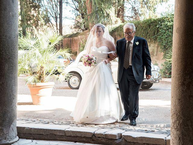 Il matrimonio di Gabriele e Veronica a Roma, Roma 14