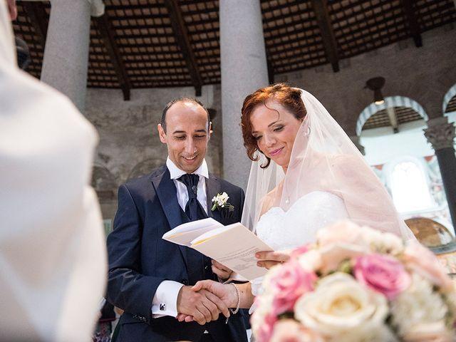 Il matrimonio di Gabriele e Veronica a Roma, Roma 18