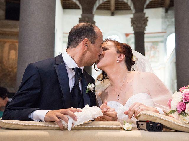 Il matrimonio di Gabriele e Veronica a Roma, Roma 19