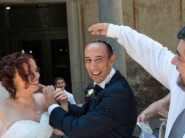 Il matrimonio di Gabriele e Veronica a Roma, Roma 21