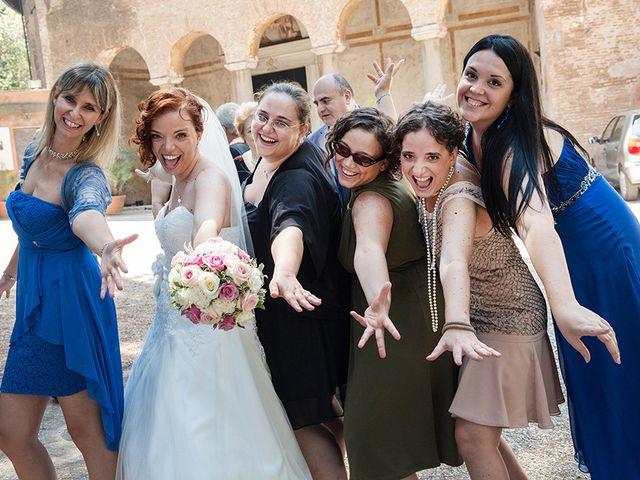 Il matrimonio di Gabriele e Veronica a Roma, Roma 22