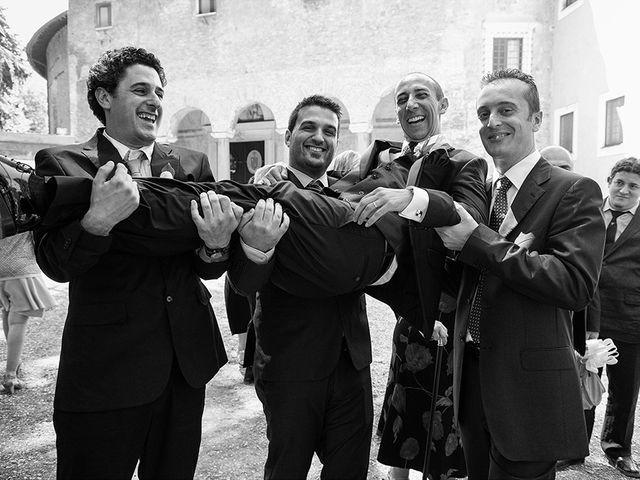 Il matrimonio di Gabriele e Veronica a Roma, Roma 23