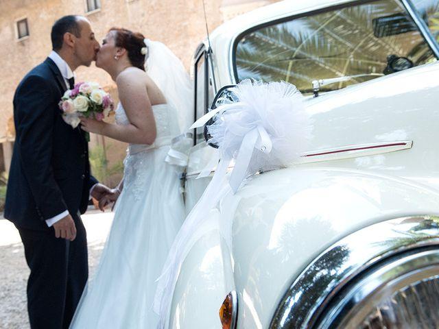 Il matrimonio di Gabriele e Veronica a Roma, Roma 25