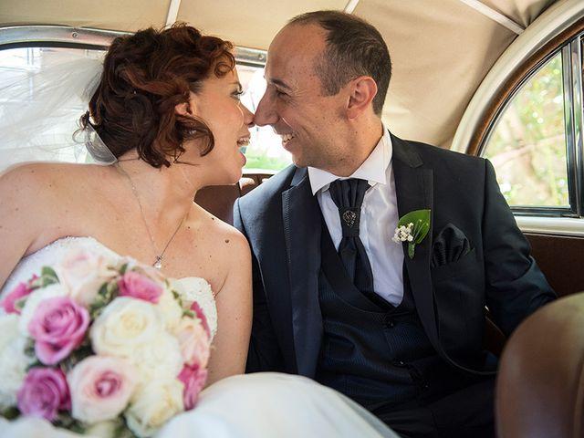 Il matrimonio di Gabriele e Veronica a Roma, Roma 26