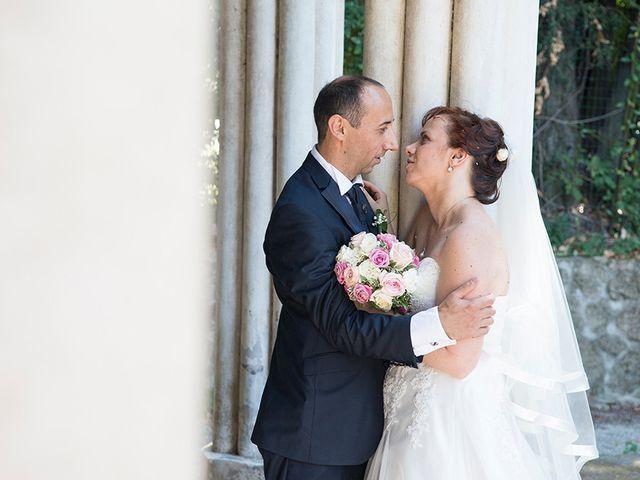 Il matrimonio di Gabriele e Veronica a Roma, Roma 27
