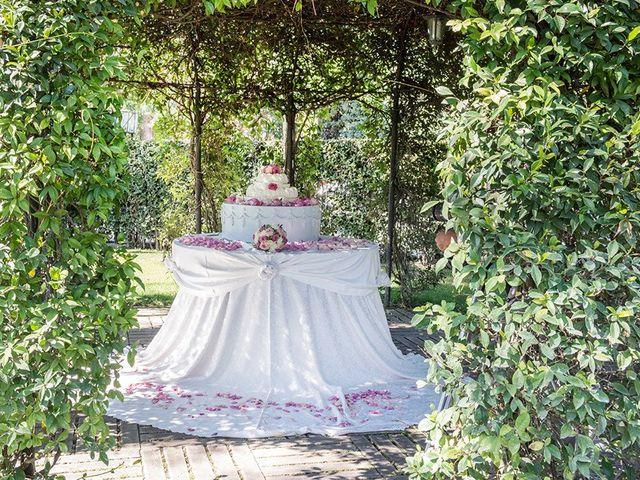 Il matrimonio di Gabriele e Veronica a Roma, Roma 36