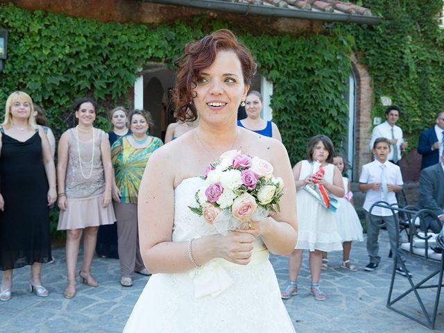 Il matrimonio di Gabriele e Veronica a Roma, Roma 39