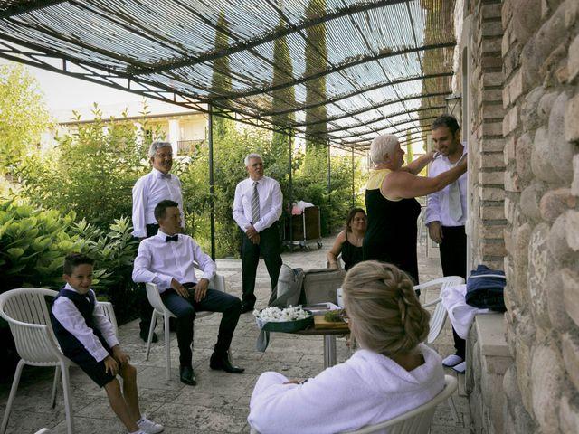 Il matrimonio di Luca e Jennifer a Pozzolengo, Brescia 10