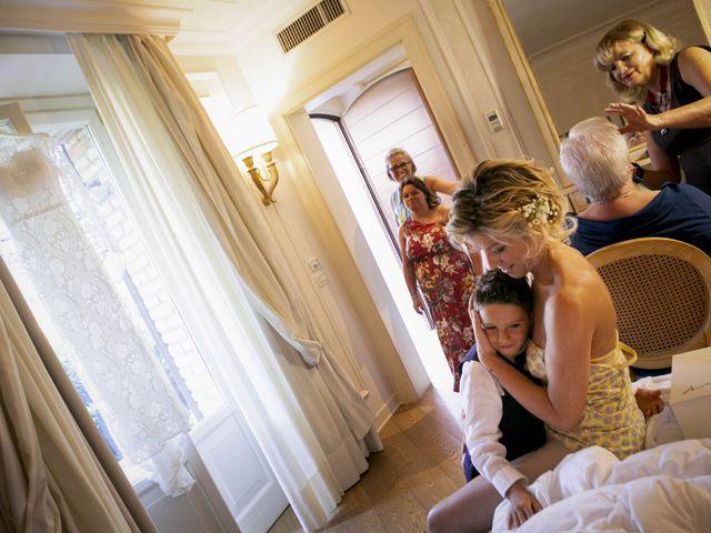 Il matrimonio di Luca e Jennifer a Pozzolengo, Brescia 6