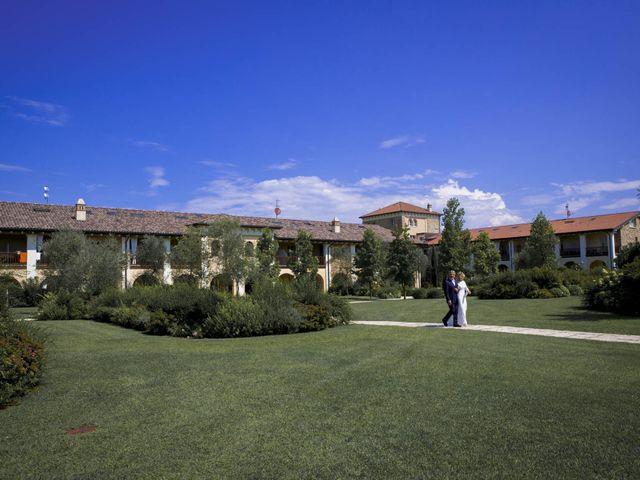 Il matrimonio di Luca e Jennifer a Pozzolengo, Brescia 16