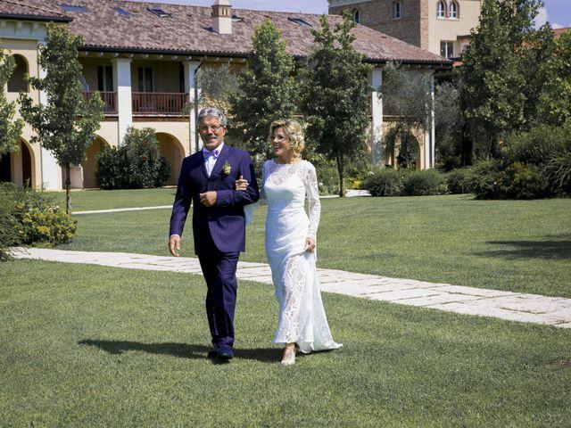 Il matrimonio di Luca e Jennifer a Pozzolengo, Brescia 17
