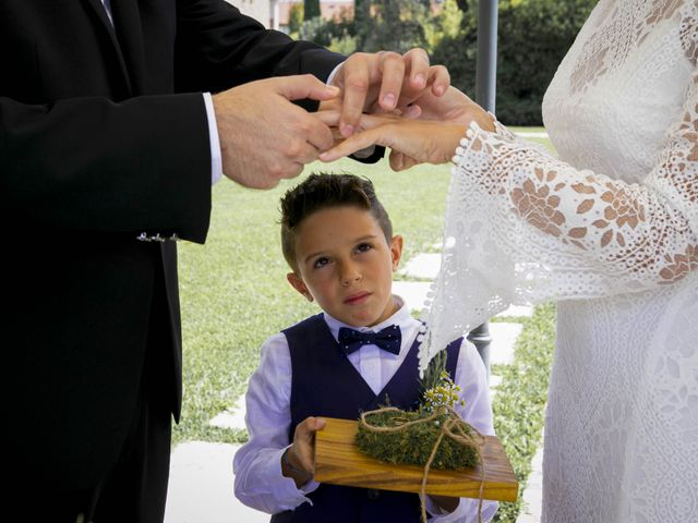 Il matrimonio di Luca e Jennifer a Pozzolengo, Brescia 20