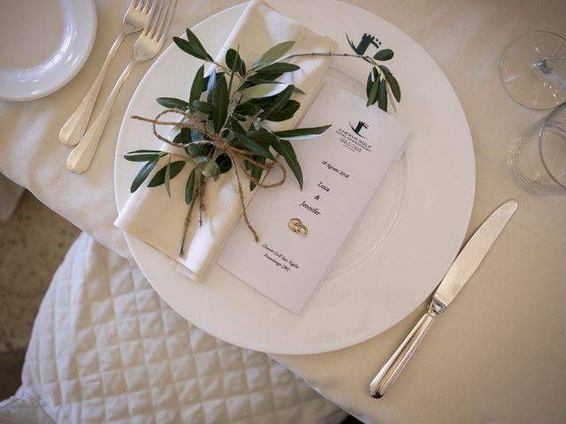 Il matrimonio di Luca e Jennifer a Pozzolengo, Brescia 27