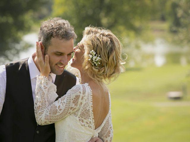 Il matrimonio di Luca e Jennifer a Pozzolengo, Brescia 33
