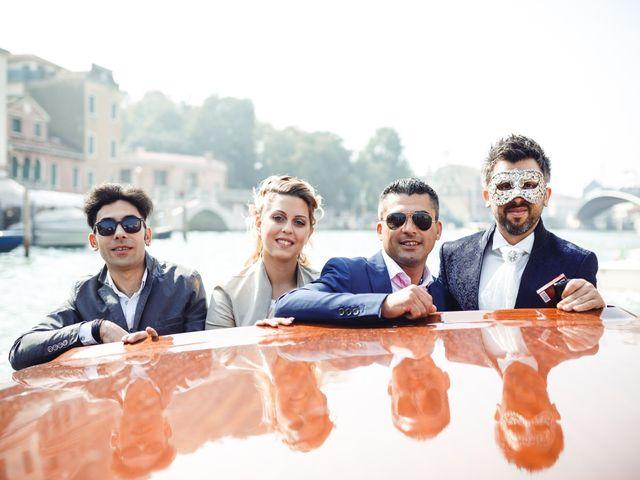 Il matrimonio di Manuel e Tiziana a Venezia, Venezia 5
