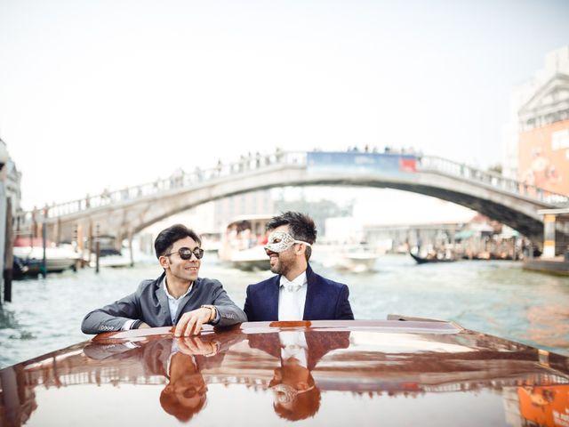 Il matrimonio di Manuel e Tiziana a Venezia, Venezia 6