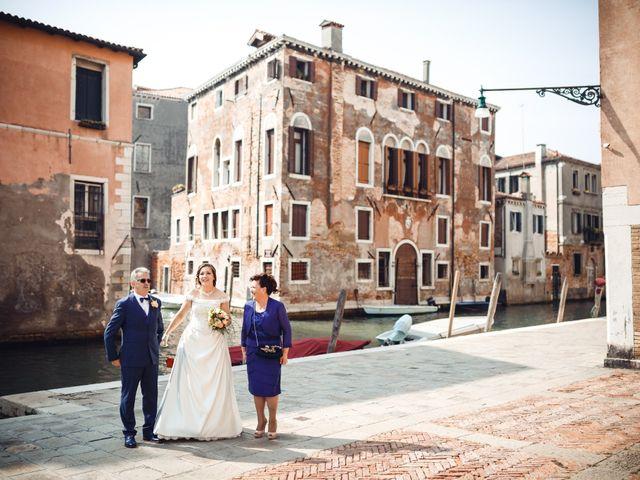 Il matrimonio di Manuel e Tiziana a Venezia, Venezia 7