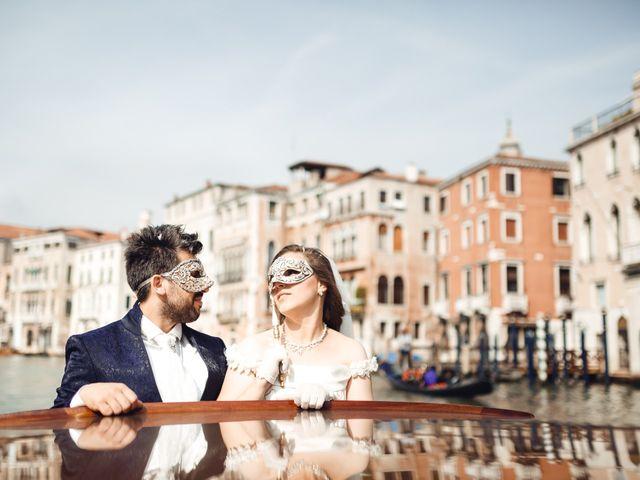 Il matrimonio di Manuel e Tiziana a Venezia, Venezia 16