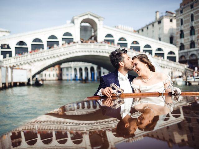 Il matrimonio di Manuel e Tiziana a Venezia, Venezia 17