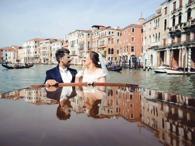 Il matrimonio di Manuel e Tiziana a Venezia, Venezia 18