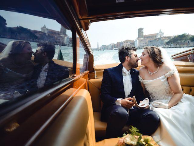 Il matrimonio di Manuel e Tiziana a Venezia, Venezia 19