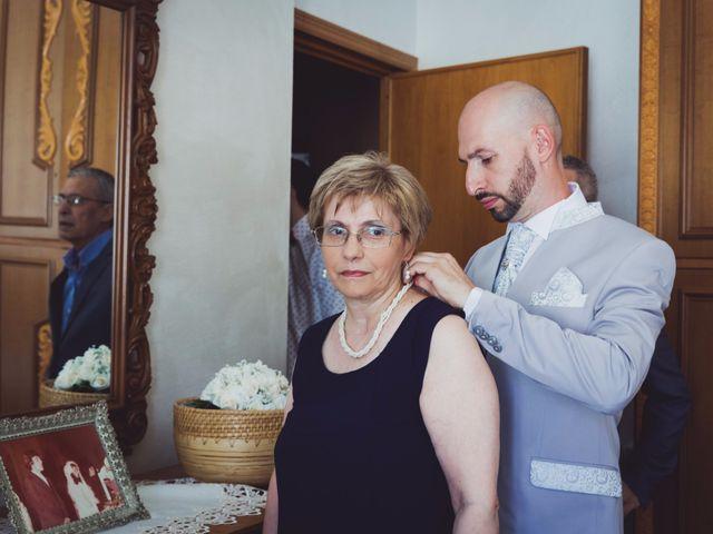 Il matrimonio di Paolo e Lucia a Ozieri, Sassari 11