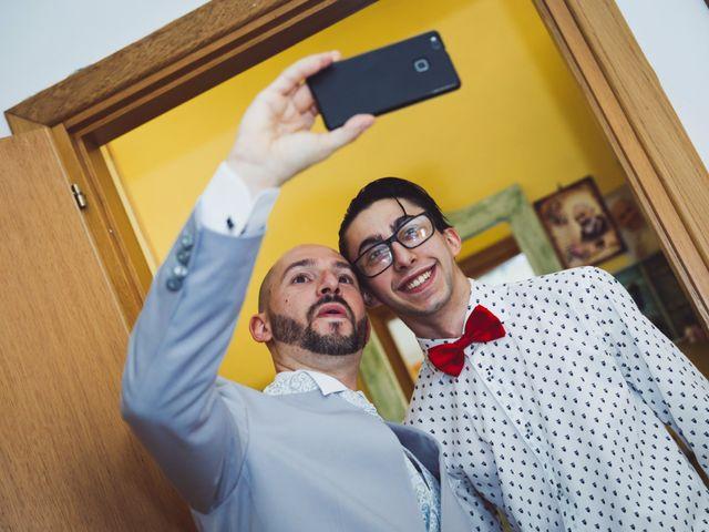 Il matrimonio di Paolo e Lucia a Ozieri, Sassari 16