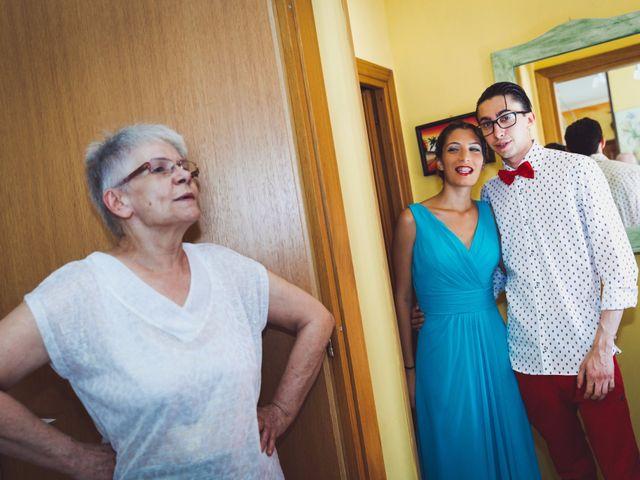 Il matrimonio di Paolo e Lucia a Ozieri, Sassari 17