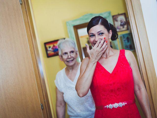 Il matrimonio di Paolo e Lucia a Ozieri, Sassari 18