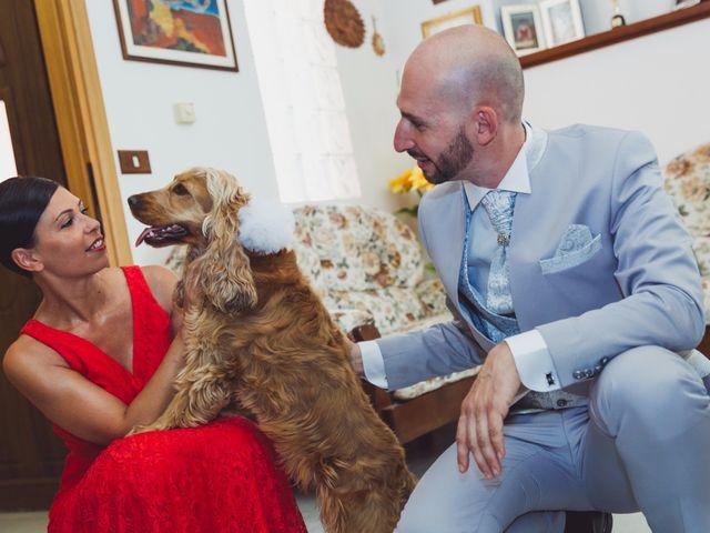 Il matrimonio di Paolo e Lucia a Ozieri, Sassari 19