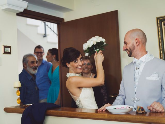Il matrimonio di Paolo e Lucia a Ozieri, Sassari 42