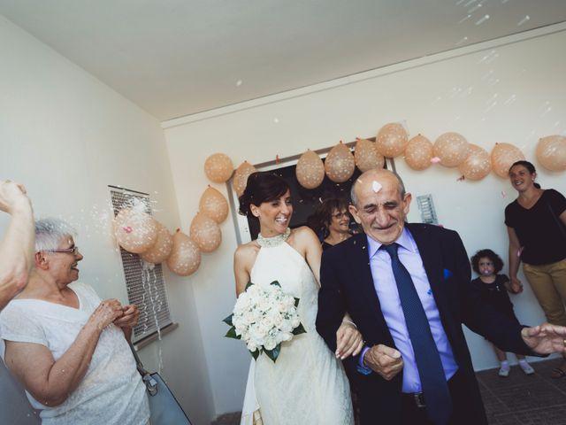 Il matrimonio di Paolo e Lucia a Ozieri, Sassari 43