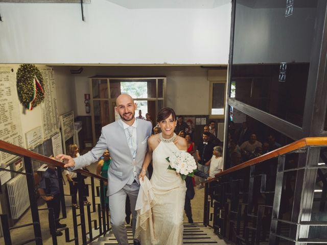 Il matrimonio di Paolo e Lucia a Ozieri, Sassari 45