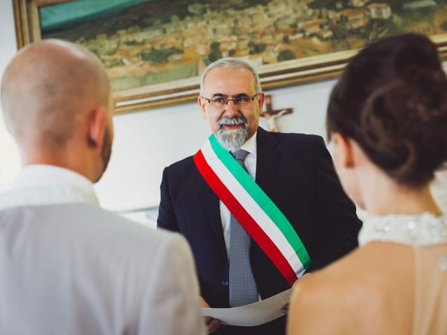 Il matrimonio di Paolo e Lucia a Ozieri, Sassari 47