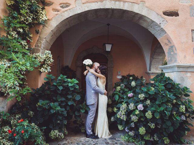 Il matrimonio di Paolo e Lucia a Ozieri, Sassari 1