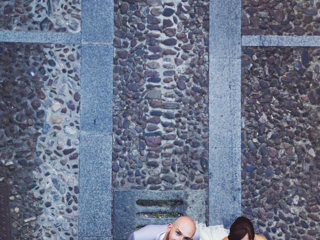 Il matrimonio di Paolo e Lucia a Ozieri, Sassari 54