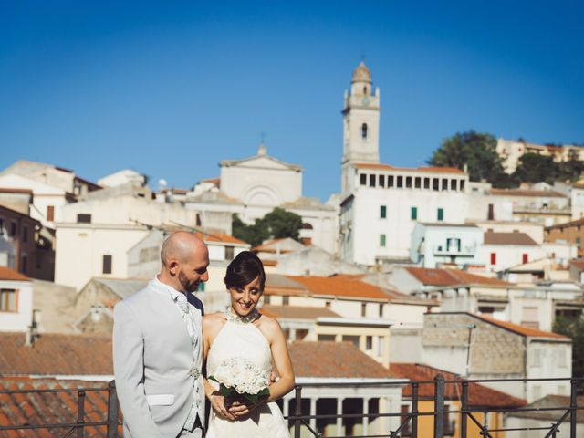 Il matrimonio di Paolo e Lucia a Ozieri, Sassari 58
