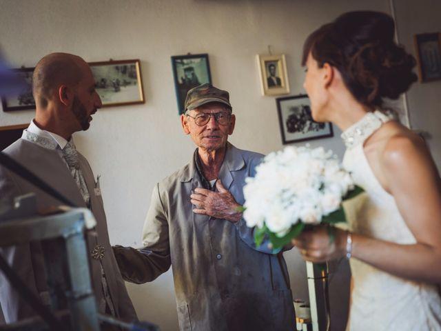 Il matrimonio di Paolo e Lucia a Ozieri, Sassari 64