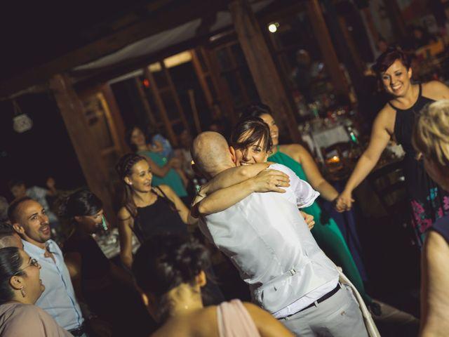 Il matrimonio di Paolo e Lucia a Ozieri, Sassari 80