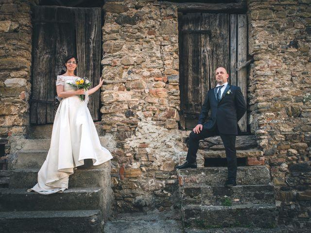Le nozze di Maria Chiara e Daniele