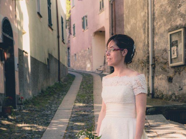 Il matrimonio di Daniele e Maria Chiara a Ronco Scrivia, Genova 20