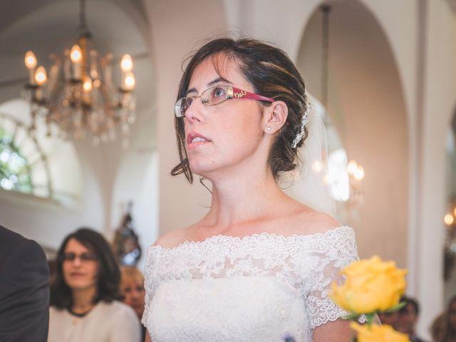 Il matrimonio di Daniele e Maria Chiara a Ronco Scrivia, Genova 9