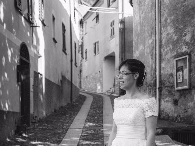 Il matrimonio di Daniele e Maria Chiara a Ronco Scrivia, Genova 22