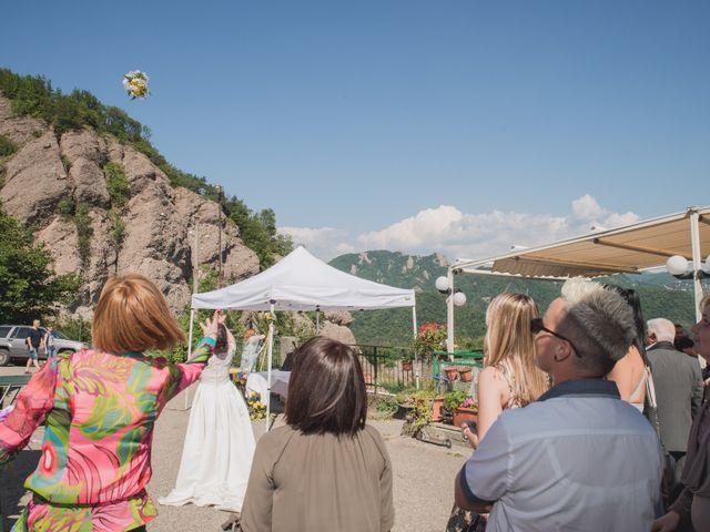 Il matrimonio di Daniele e Maria Chiara a Ronco Scrivia, Genova 17