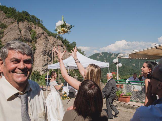 Il matrimonio di Daniele e Maria Chiara a Ronco Scrivia, Genova 19
