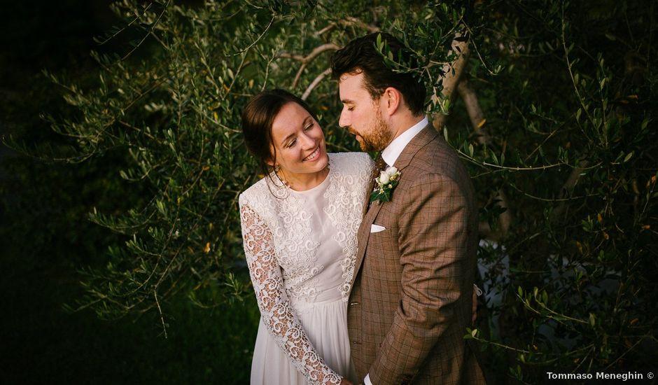 Il matrimonio di Sebastian e Anna a Refrontolo, Treviso