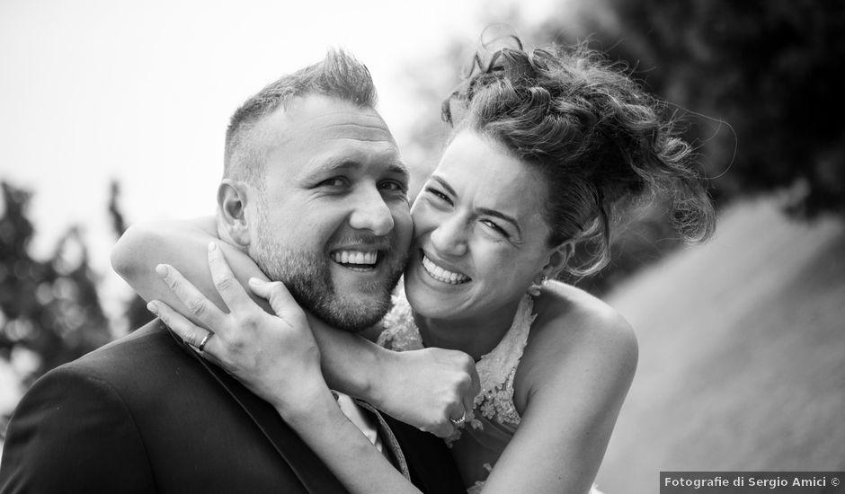 Il matrimonio di Sean e Alice a Piacenza, Piacenza