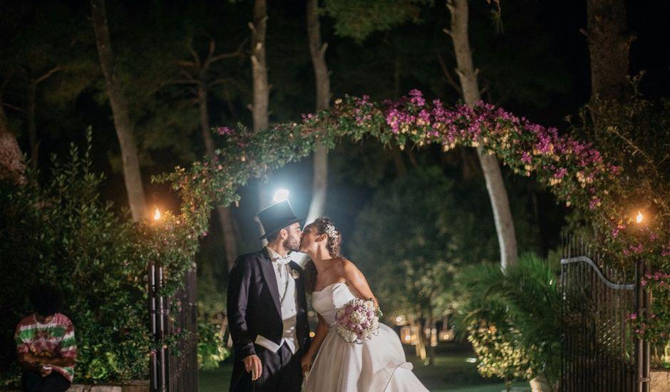 Il matrimonio di Simone e Maria Grazia a Lecce, Lecce